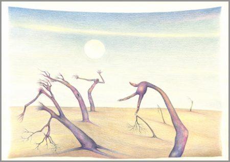 """""""Das Flämingland ohne Wasser"""" - Roger Loewig"""