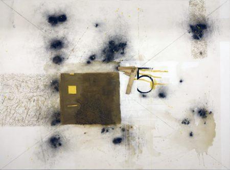 aus der Ausstellung - Werner Reister