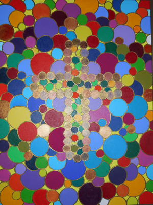 Kirchenfenster - Lisa Vogel