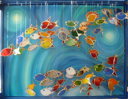kleine Fische - Lisa Vogel