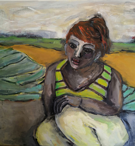 Ohne Titel - Brigitte Hessler