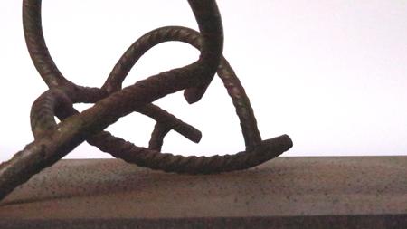 Stahlplastik 2 - Antonius Zehringer